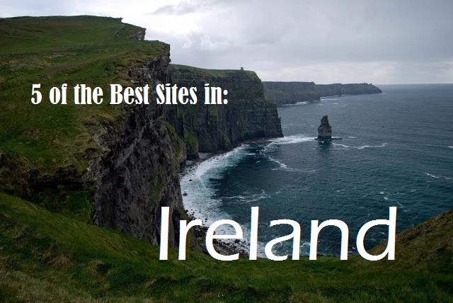 5 best ireland