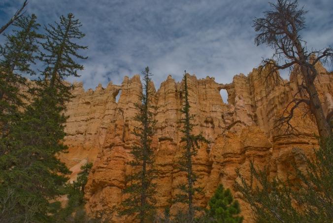 Wall of Windon Bryce Canyon