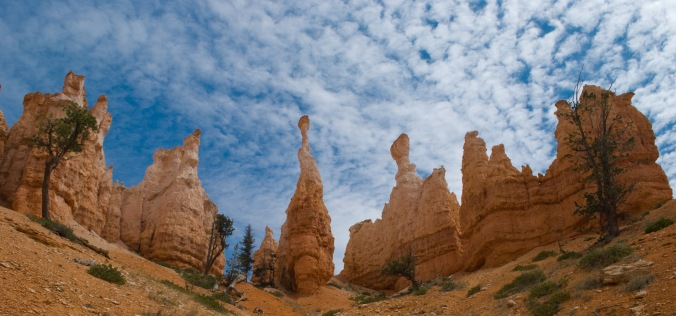 The best hike at Bryce Canyon