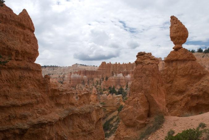 Bryce Canyon Hike Figure 8